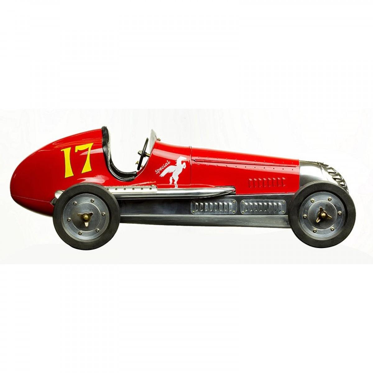 1930s Replica Super Car Spindizzy Racecar