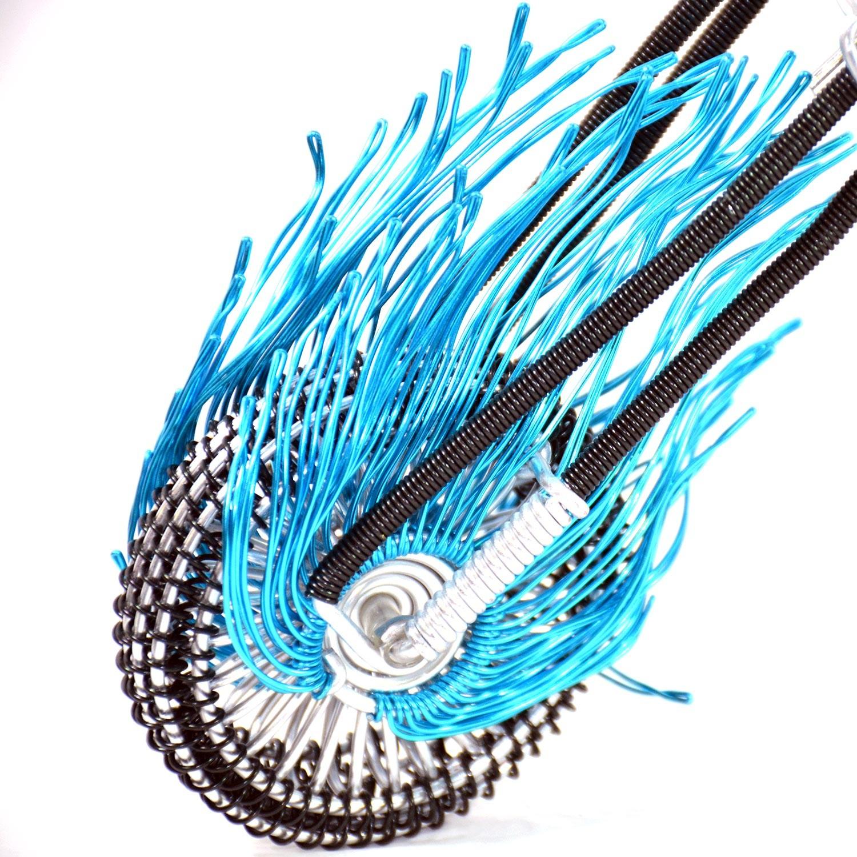 Dragon Motorcycle Model - Wire Art Model Blue   Wire Art Motorcycle ...