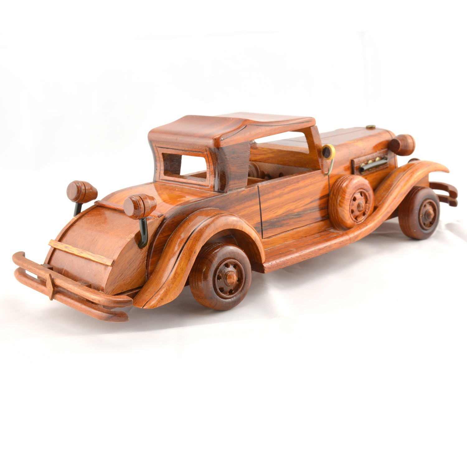 Duesenberg Wooden Car Model (Citroen) | 1932-1937 Wooden Scale ...