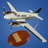 C-90 Kingair Model Scale:1/50