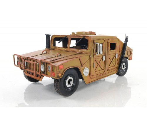 Humvee military light truck model | Humvee military scale model