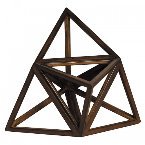 Elevated Tetrahedron - Architectural Replicas of historical buildings