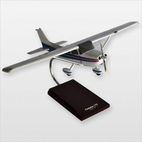 Cessna Model 172 Skyhawk Model Scale:1/24
