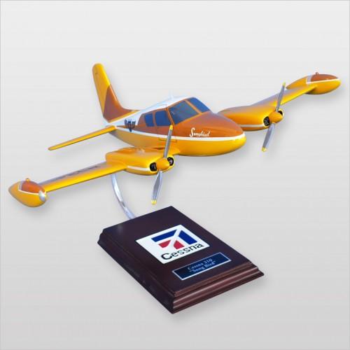 Cessna 310 Song Bird Model Scale:1/32