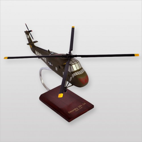 Sikorsky UH-34D Sea Horse Model Scale:1/48