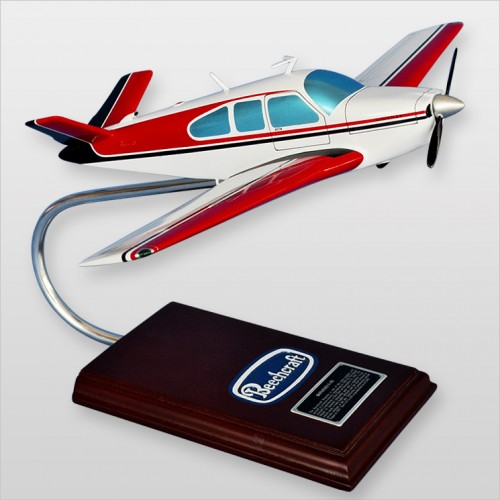 Beechcraft V-35 Bonanza Model Scale:1/24