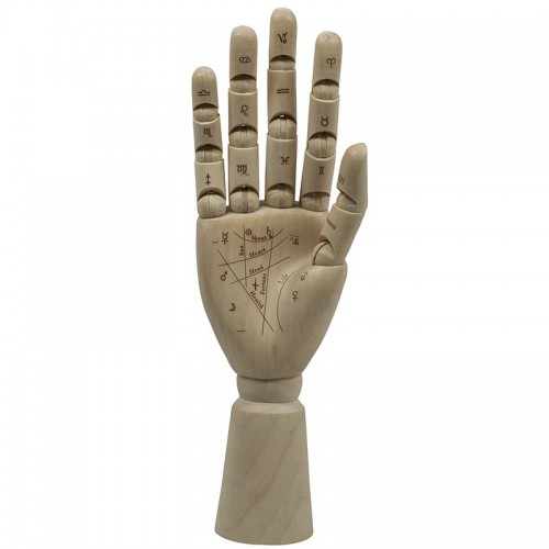 Palmist Hand - Architectural Replicas of historical buildings