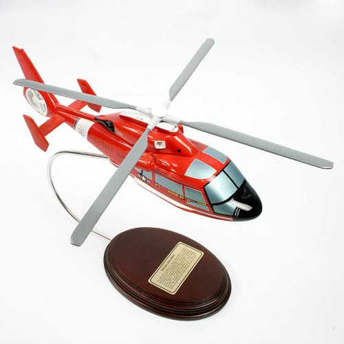 Sikorsky HH-65A Dolphin Model Scale:1/38