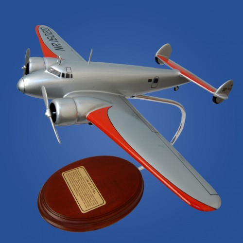 Lockheed Model 10 Electra Model Scale:1/55