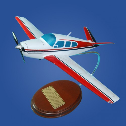 Beechcraft V-35 Bonanza Model Scale:1/33