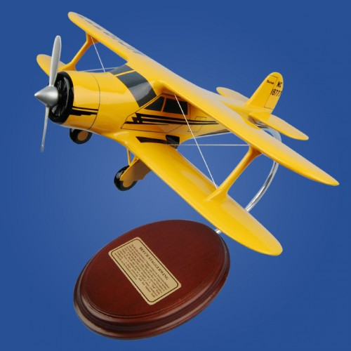 Beech Staggerwing Model Scale:1/31