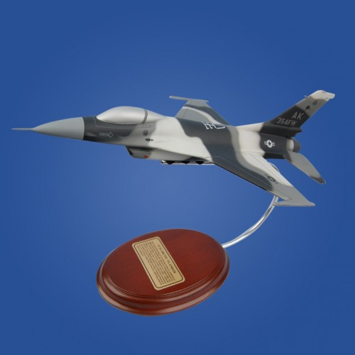 Lockheed F-16 Arctic Flanker Model Scale:1/49