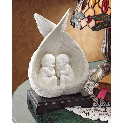 Precious Slumber Babies  is a great unique gift for Marble Statues lovers