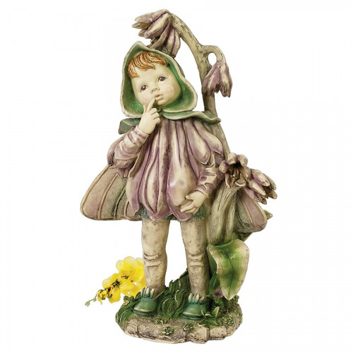 Ella The Littlest Flower Fairy  is a great unique gift for Fairy lovers