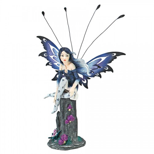 Azure The Pepperwand Fairy Statue is a great unique gift for Fairy lovers