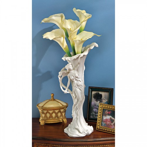 Calla Lily Maiden Vase is a great unique gift for Fairy lovers