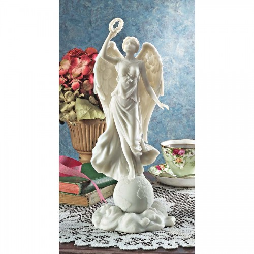 Angel Of Peace Statue  is a great unique gift for Marble Statues lovers