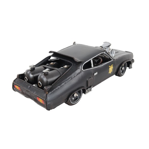 1973 Mad Max V8 Interceptor Scale Model - iconic car from movie Mad Max