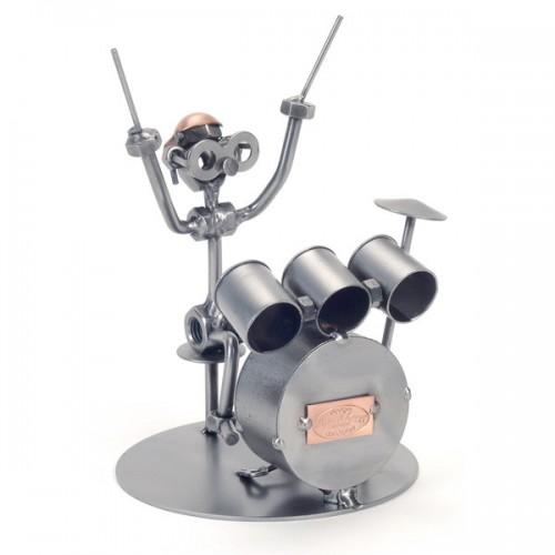 Drummer Sculpture