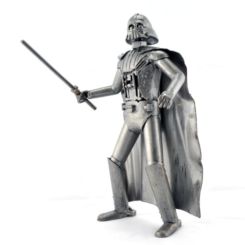 Darth Vader Star Wars : Anakin Skywalker Metal Sculpture