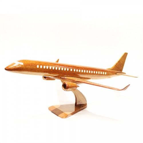 Boeing Mitsubishi (big) scale Wooden Model