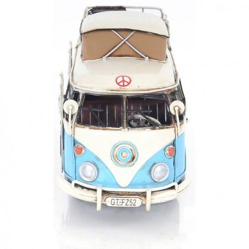 Volkswagen Camp Bus Scale Model