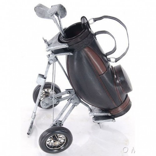 Black Golf Bag - Model