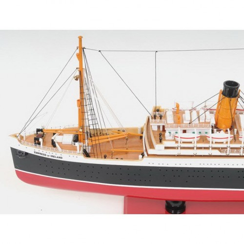 Empress of Ireland | Cruise Ships Model