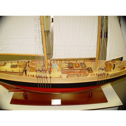 Bluenose II XL | Yacht Sail Boats Sloop Wooden Model