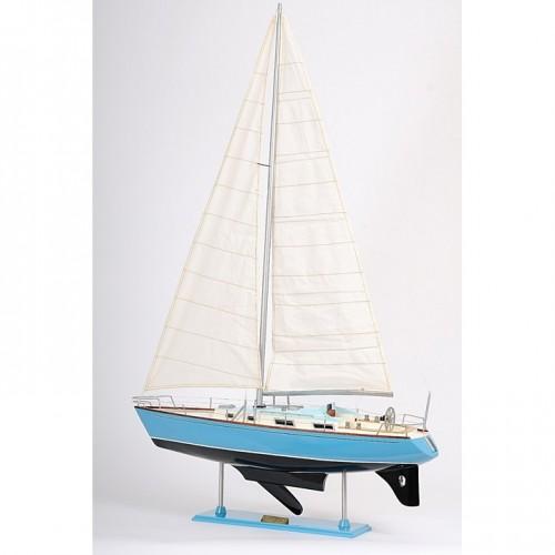 Bristol Yacht | Yacht Sail Boats Sloop Wooden Model