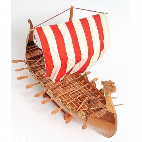 Drakkar Viking Longships - dragonships handmade