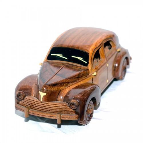 Mahogany Vintage Peugeot Car ssd 203 sedan 1951