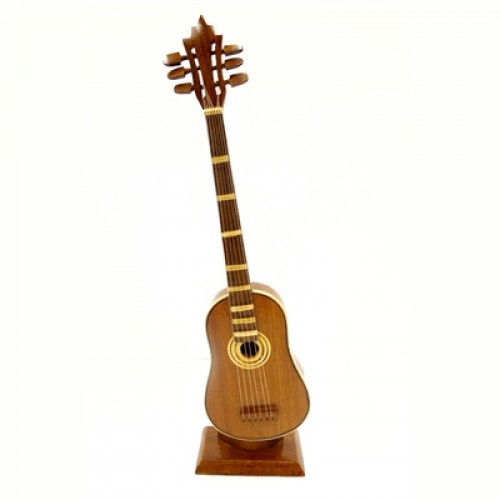 Wooden Classic Acoustic Guitar Model (Toy)