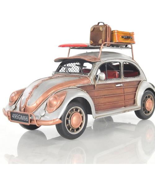 Volkswagen Beetle Scale Car Model - Volkswagen Type 1