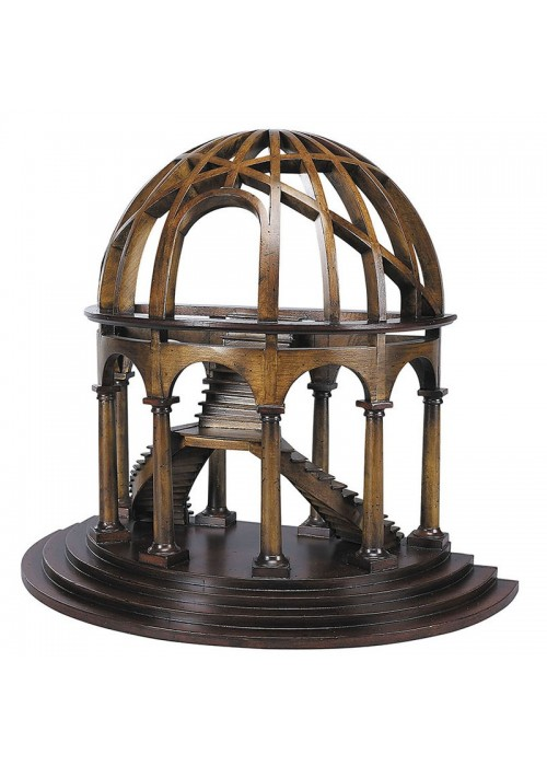 Demi-Dome - Architectural Replicas of historical buildings