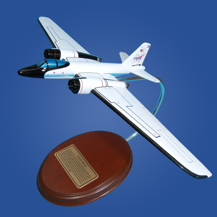 NASA WB-57 Model Scale:1/65