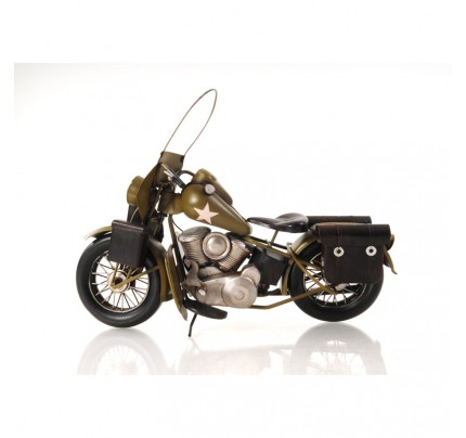 1942 Harley-Davidson Model 1:12 Scale