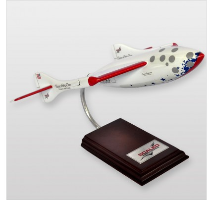 Scaled Composites Space Ship One Model Scale:1/20