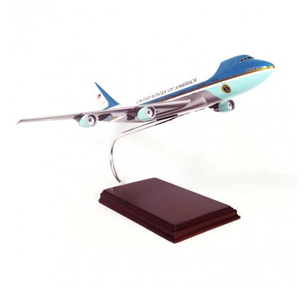 Boeing VC-25 - 747 1/44 Scale Air Force One Model Scale:1/144