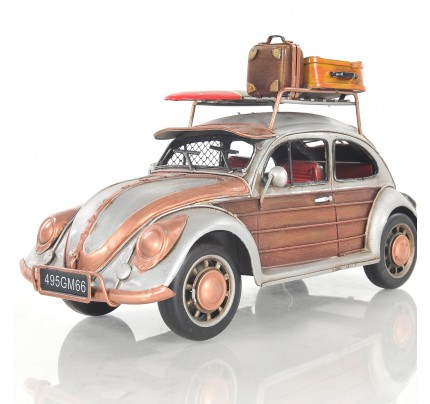 Volkswagen Beetle Scale Car Model - Volkswagen Type 1