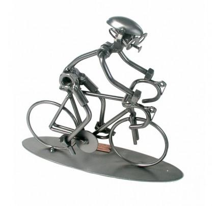 Bike Racing Sculpture