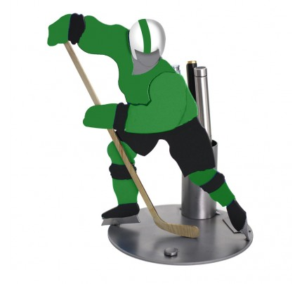 Hockey Pen Holder - Business card holder