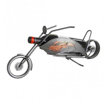 Motorcycle-Chopper 1 Bottle Tabletop