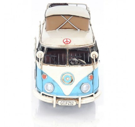 Volkswagen Camp Bus Scale Model