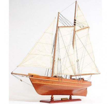 America Schooner 1851 Model Ship
