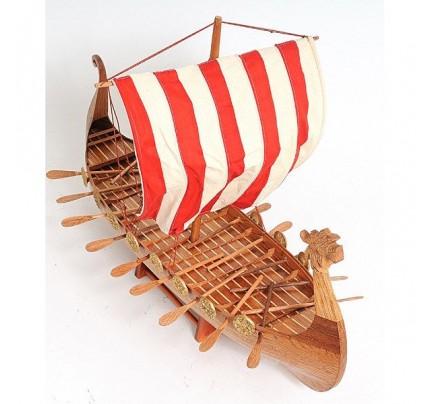 Drakkar Viking Longships - dragonships