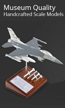 Scale Airplane models