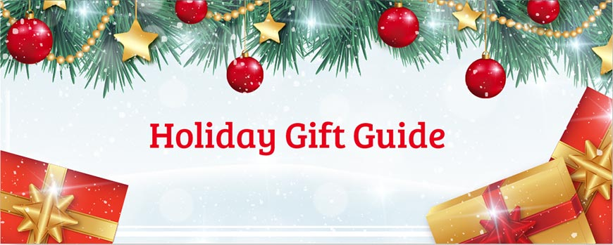 Christmas Holiday Gift Ideas guide